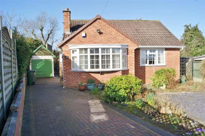 2 Bedrooms Detached Bungalow for sale in Tennyson Avenue, Rugby