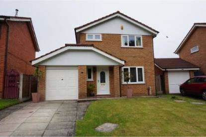 3 Bedrooms Detached House for sale in Cardeston Close, Sutton Weaver, Runcorn, WA7
