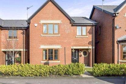 4 Bedrooms Detached House for sale in Moss Lane, Hesketh Bank, Preston, England, PR4