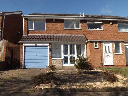 3 Bedrooms Semi Detached House for sale in Kitwell Lane, Birmingham, West Midlands