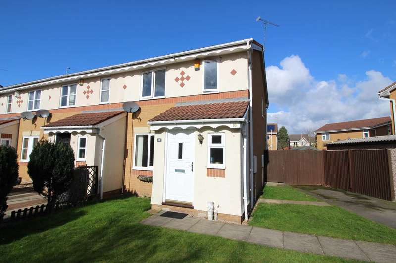 3 Bedrooms Town House for sale in Staythorpe Road, Thurmaston