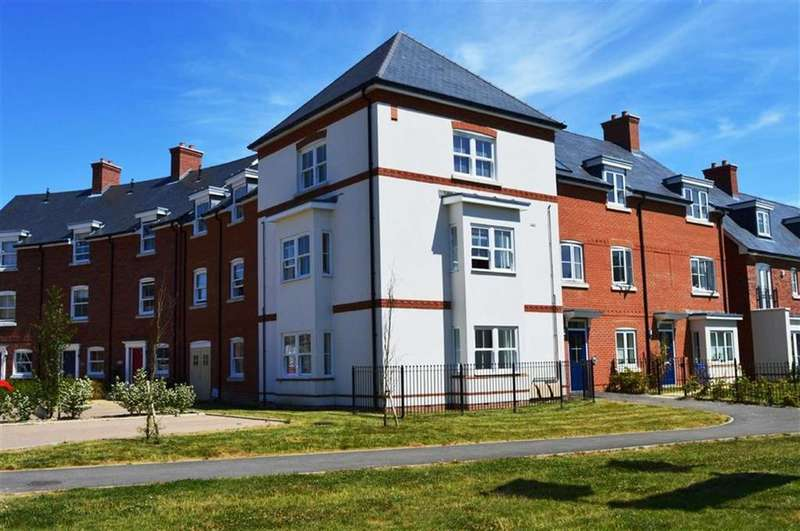 2 Bedrooms Flat for sale in Pottle Walk, Wimborne, Dorset