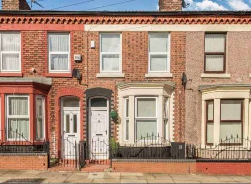 3 Bedrooms Terraced House for sale in Cedar Grove, Toxteth, Liverpool, L8
