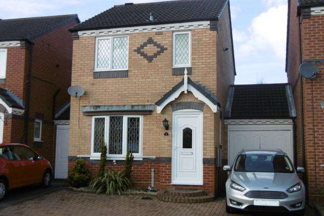3 Bedrooms Detached House for sale in 8 Andreas Drive, Muxton, Telford, Shropshire, TF2 8SF