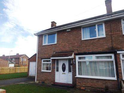 3 Bedrooms Semi Detached House for sale in Teal Road, Darlington, County Durham