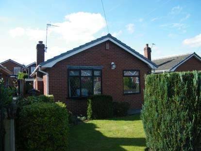 2 Bedrooms Bungalow for sale in The Old Orchard, Antrobus, Northwich, Cheshire