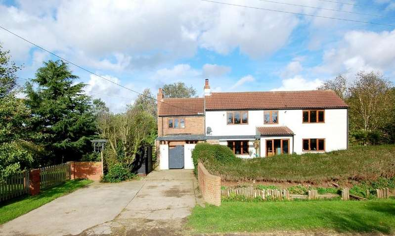 5 Bedrooms Cottage House for sale in Gayton-le-Marsh, 9 miles from Louth