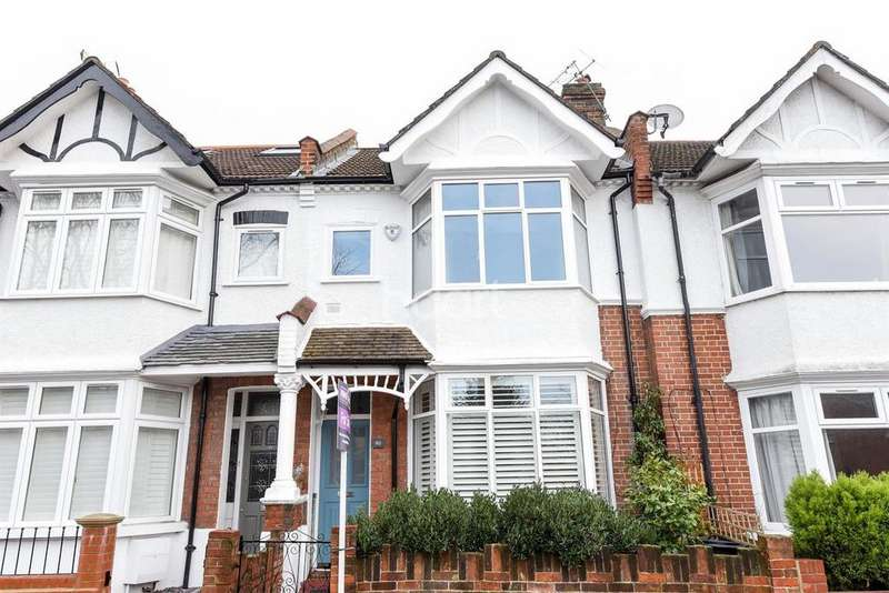 5 Bedrooms Terraced House for sale in Rectory Lane, Tooting, SW17