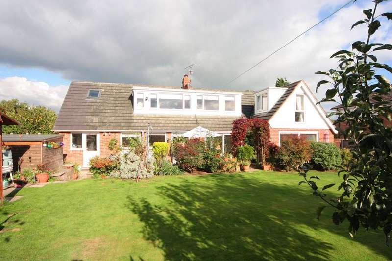 4 Bedrooms Detached House for sale in Rowan Park, Christleton - Backing onto canal