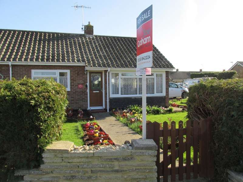 1 Bedroom Bungalow for sale in Van Gogh Place, North Bersted, Bognor Regis, West Sussex, PO22 9BQ
