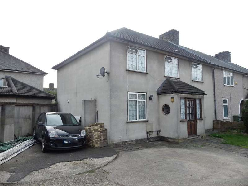 4 Bedrooms End Of Terrace House for sale in Rothwell Gardens, Dagenham, Essex, RM9 4JD