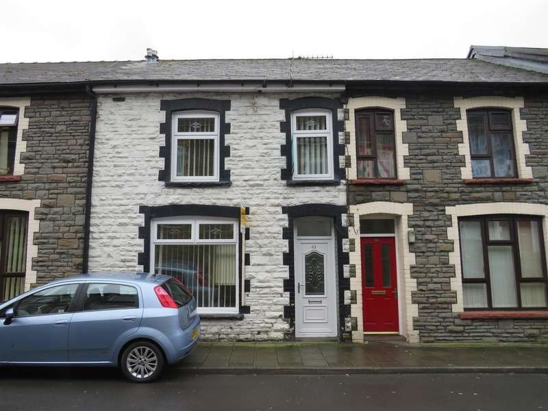 3 Bedrooms Terraced House for sale in Jubilee Road, New Tredegar