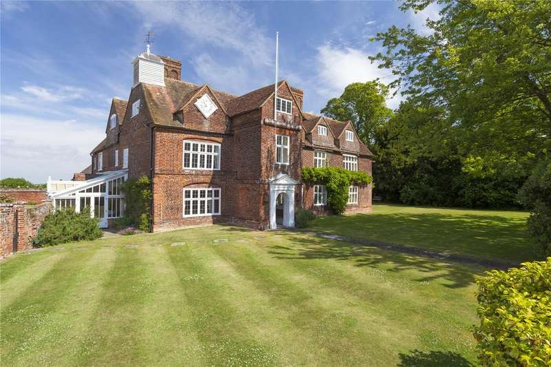 7 Bedrooms Detached House for sale in Tunstall, Sittingbourne, Kent