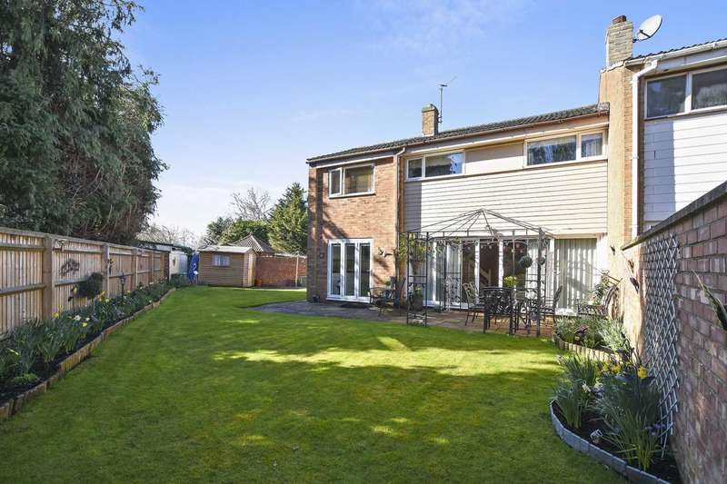 4 Bedrooms End Of Terrace House for sale in Beechey Avenue, Marston