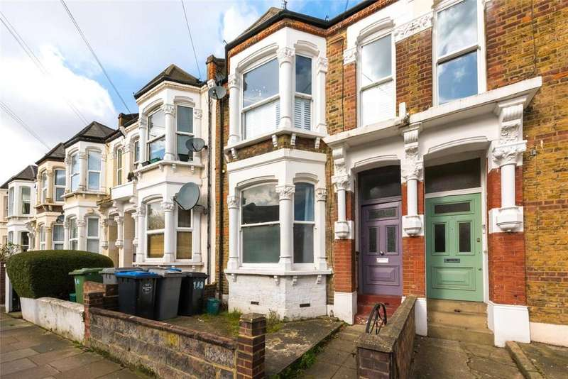 2 Bedrooms Flat for sale in Mortimer Road, Kensal Green, London, NW10