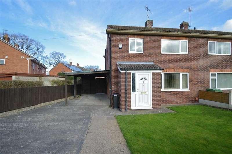 3 Bedrooms Terraced House for sale in Ferndale Road, Sundorne, Shrewsbury