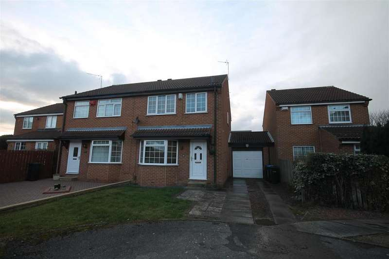 3 Bedrooms Semi Detached House for sale in Cedarwood Glade Stainton, Middlesbrough