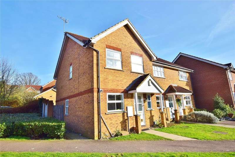 3 Bedrooms End Of Terrace House for sale in Malden Fields, Bushey, Hertfordshire, WD23