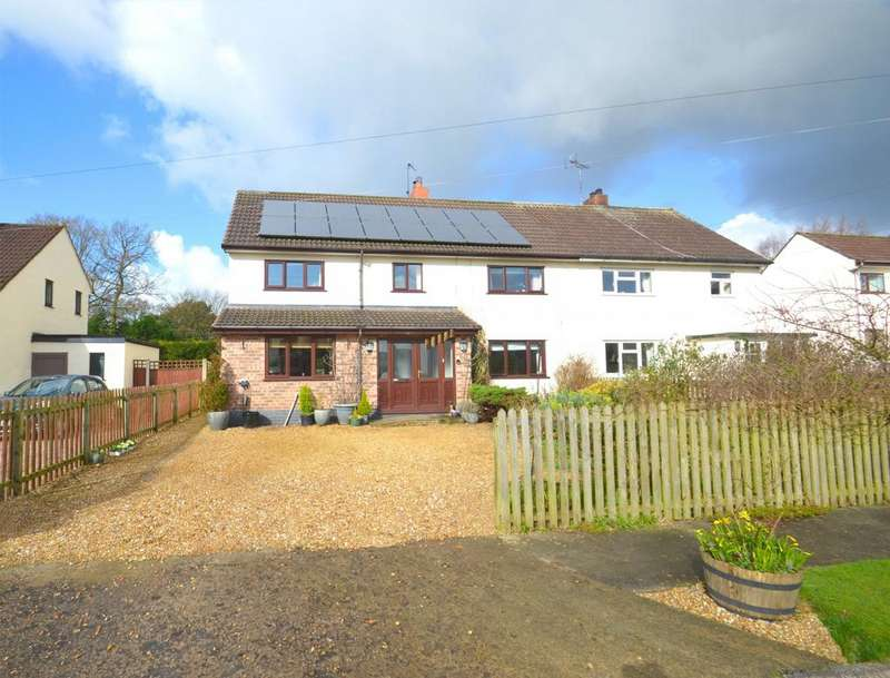 5 Bedrooms Semi Detached House for sale in Woodlands Crescent, High Legh, Knutsford