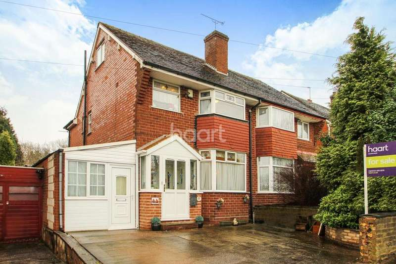 3 Bedrooms Semi Detached House for sale in Bell Hill, Birmingham