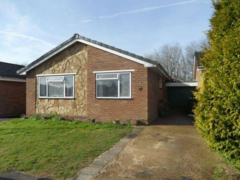 3 Bedrooms Detached Bungalow for sale in STOKENCHURCH - three bedroom link detached bungalow