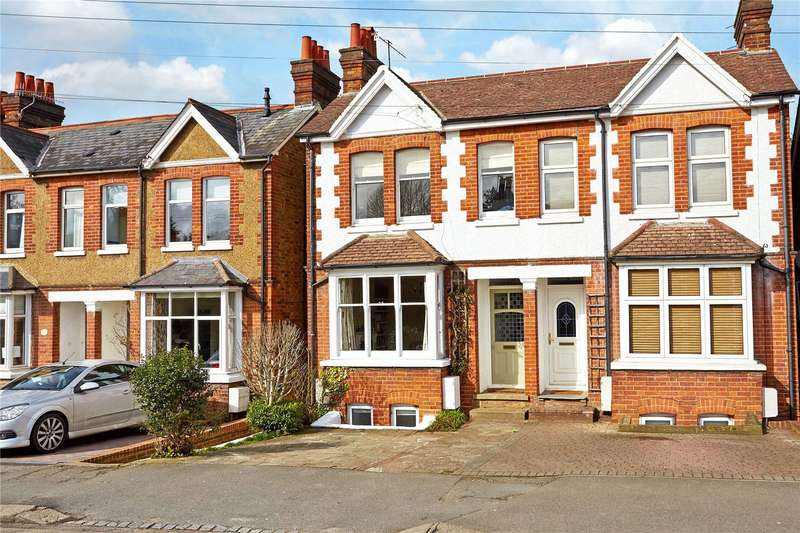 5 Bedrooms Semi Detached House for sale in Blackborough Road, Reigate, Surrey, RH2