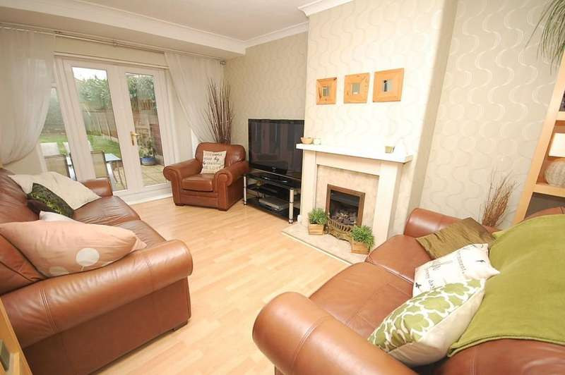 4 Bedrooms Semi Detached House for sale in Lawrence Road, Windle, St. Helens