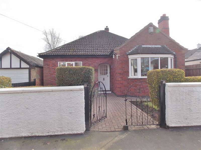 2 Bedrooms Detached Bungalow for sale in South Street, Draycott