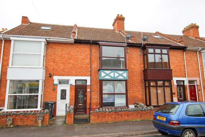 3 Bedrooms Terraced House for sale in Chilton Street, Bridgwater, TA6