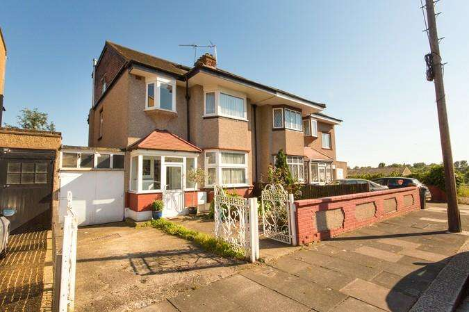 5 Bedrooms Semi Detached House for sale in Wellmeadow Road, Ealing