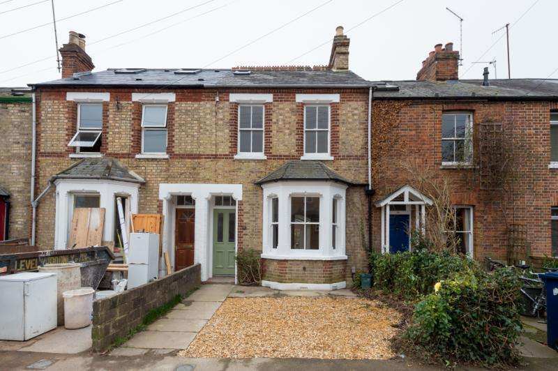 3 Bedrooms Terraced House for sale in Percy Street, Oxford