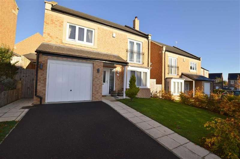 4 Bedrooms Detached House for sale in Prudhoe