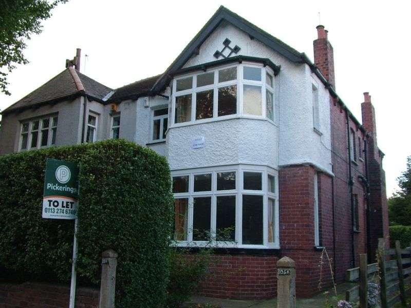 6 Bedrooms Semi Detached House for rent in Otley Road, Headingley, LEEDS