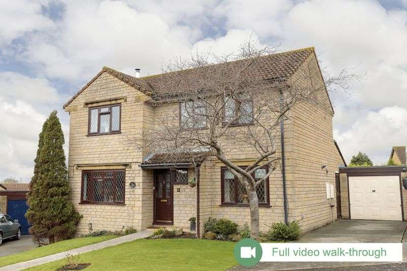 4 Bedrooms Detached House for sale in Walscombe Close, Stoke-Sub-Hamdon