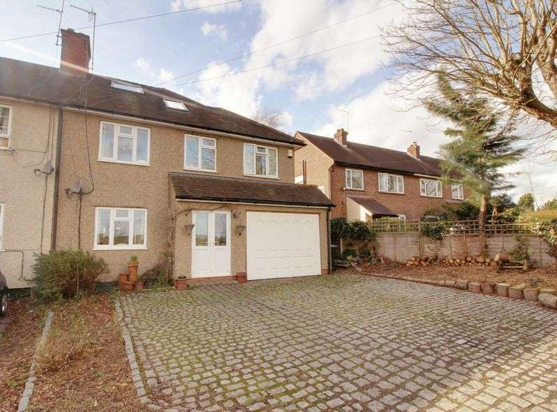 4 Bedrooms Terraced House for sale in Cattlegate Road, Northaw