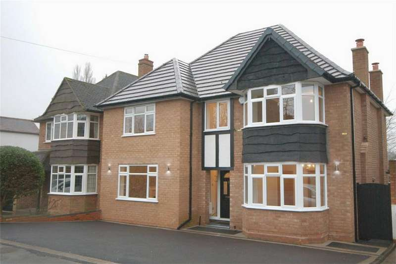 5 Bedrooms Detached House for sale in Lichfield Road, Four Oaks, SUTTON COLDFIELD, West Midlands