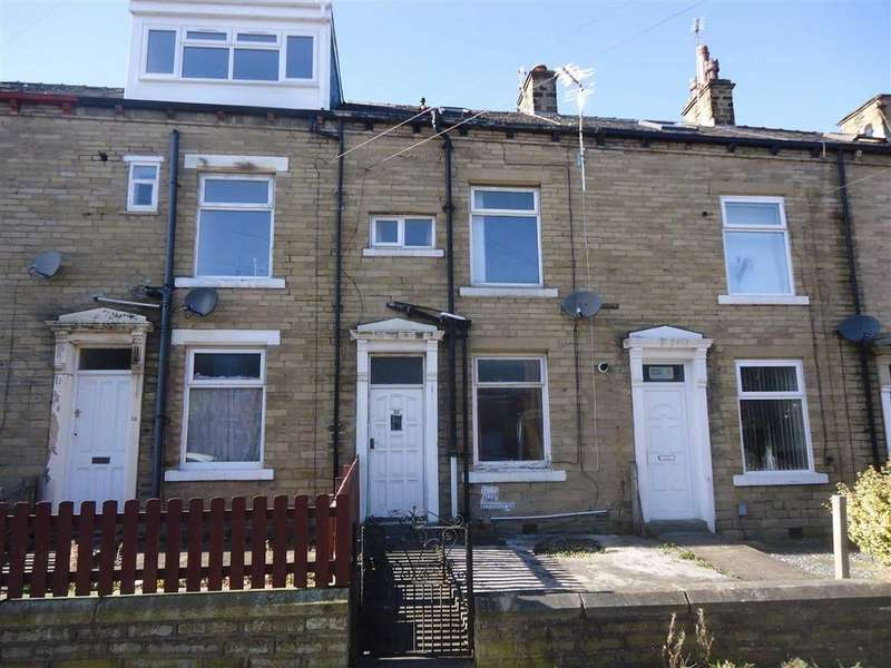 2 Bedrooms Terraced House for sale in Silverdale Road, Bradford, West Yorkshire, BD5