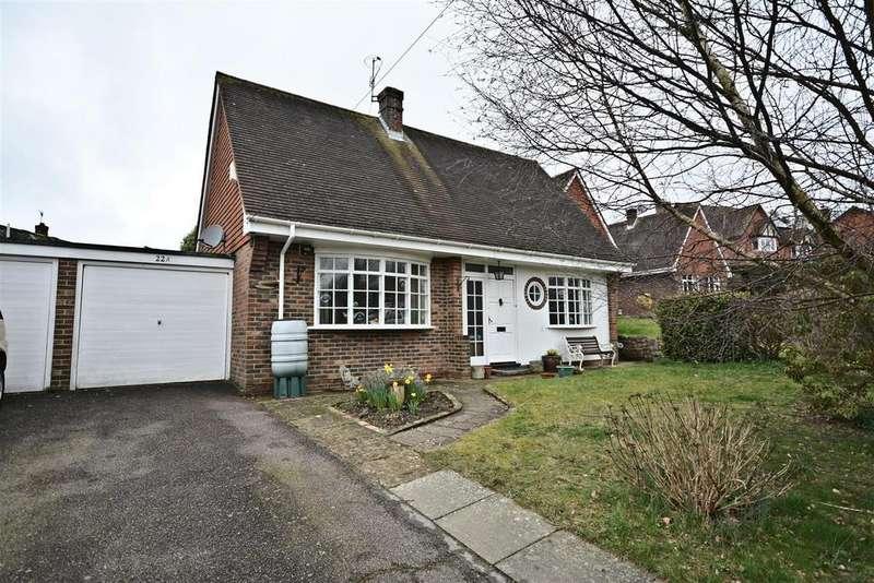 2 Bedrooms Bungalow for sale in Park Shaw, Sedlescombe, Battle