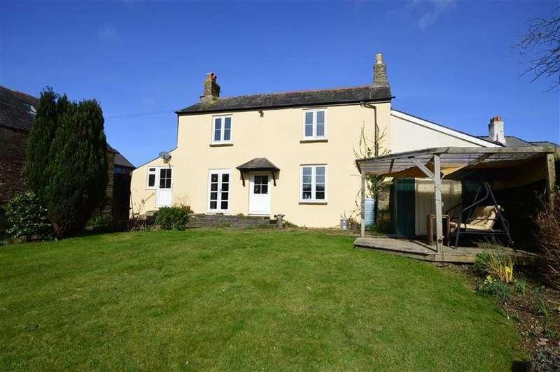 4 Bedrooms Detached House for sale in Chillington, Kingsbridge, Devon, TQ7