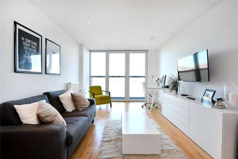 2 Bedrooms Flat for sale in Beacon Point, 12 Dowells Street, London