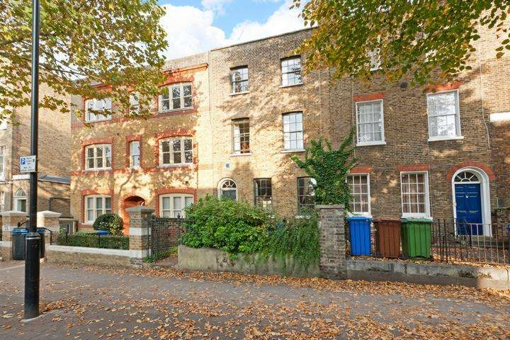 4 Bedrooms House for sale in Camberwell Grove, Camberwell, SE5