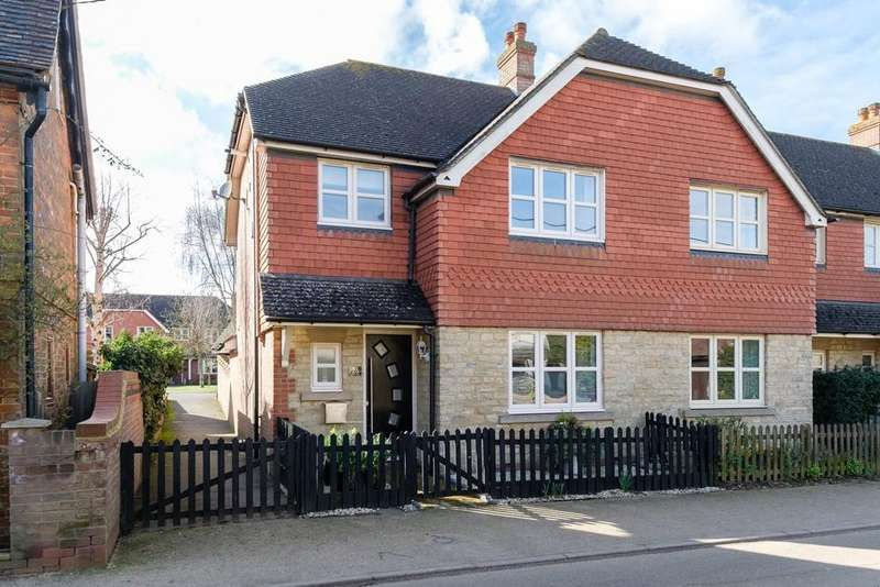 3 Bedrooms End Of Terrace House for sale in High Street, Whittlebury