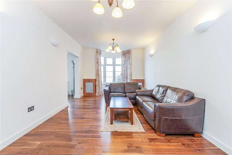 2 Bedrooms Flat for sale in William Court, 6 Hall Road, St John's Wood, London, NW8