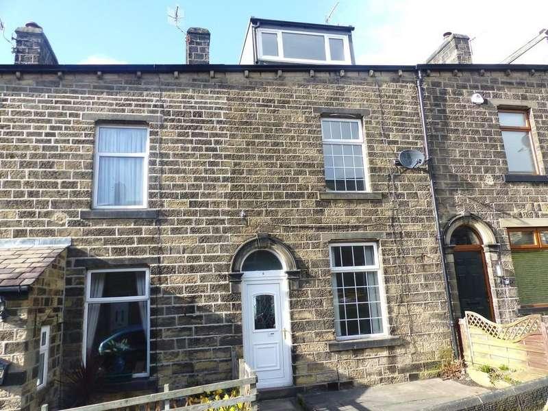 3 Bedrooms Terraced House for sale in Oak View, Silsden