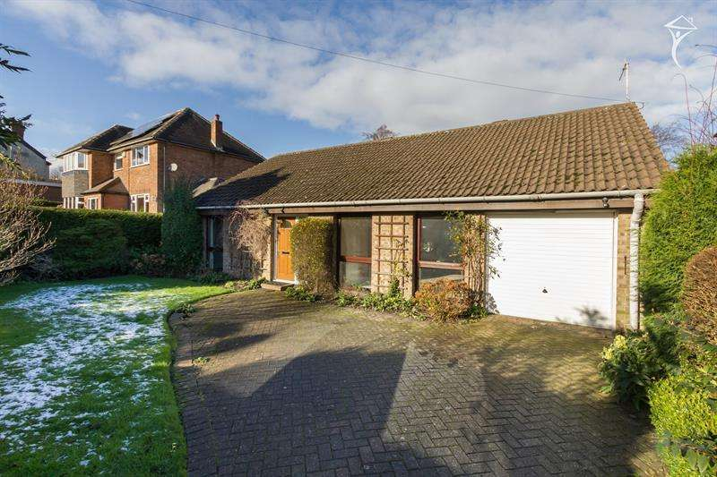 3 Bedrooms Bungalow for sale in Marsh House Road, Ecclesall, Sheffield