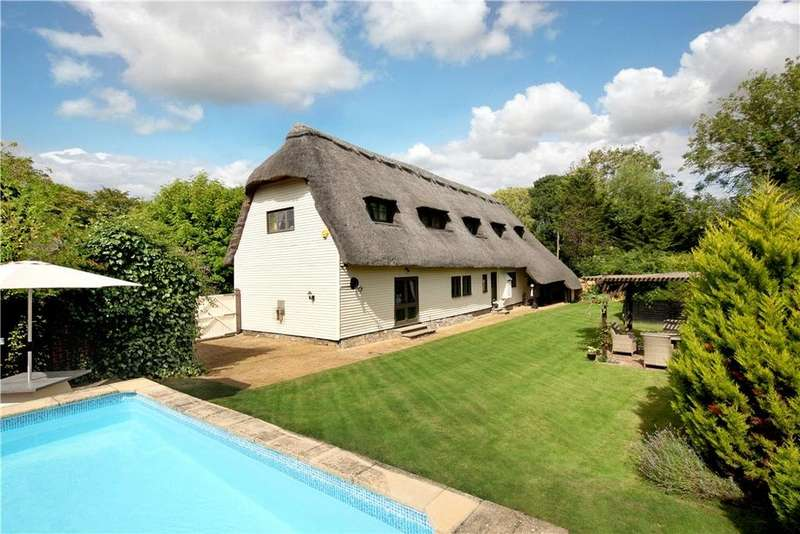 4 Bedrooms Detached House for sale in Milton Lane, Steventon, Abingdon, OX13
