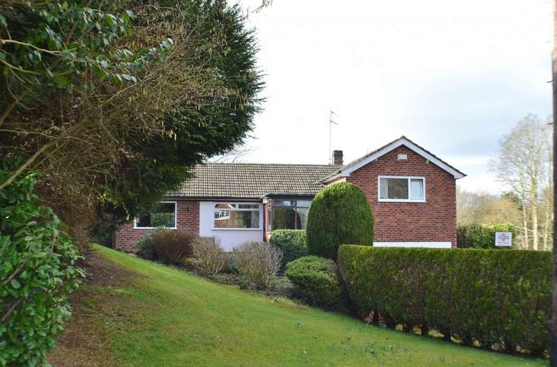 4 Bedrooms Detached House for sale in Brooklands Drive, Goostrey