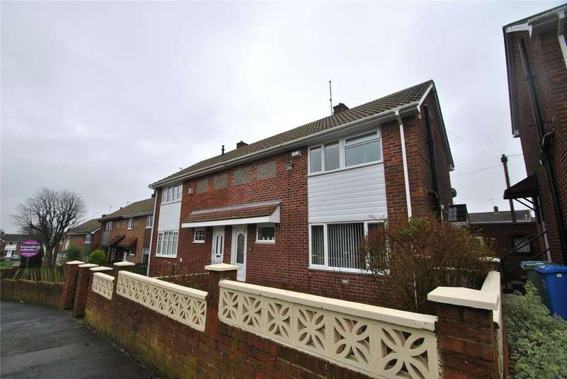 2 Bedrooms Semi Detached House for sale in Napier Road, Seaham, Co. Durham, SR7