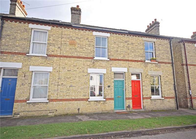 2 Bedrooms Terraced House for sale in Alpha Terrace, Trumpington, Cambridge, CB2