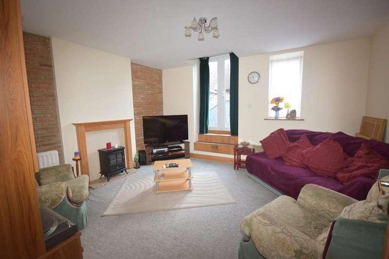 2 Bedrooms Flat for sale in Lugley Street, Newport